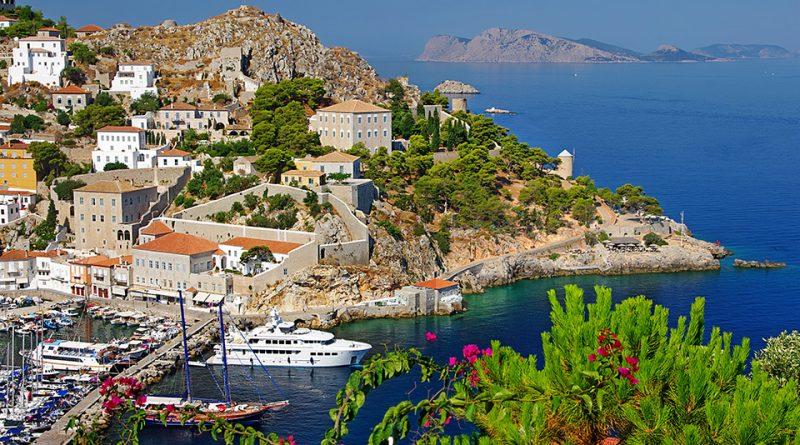 Cele mai frumoase insule grecesti
